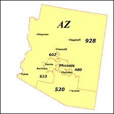 520 area code canada