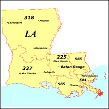 Dialup 4 Less Louisiana Dial-Up Internet Services New Orleans Baton on zip code map of southern utah, zip code map of southern illinois, zip code map of southern indiana, zip code map of southern california, zip code map of southern maryland, zip code map of southern arizona, zip code map of southern ohio,