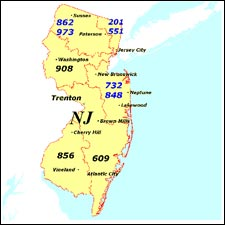 Jersey City Nj Zip Code Map.Dialup 4 Less New Jersey Dial Up Internet Services Newark Jersey