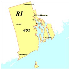 We have dial-up Internet numbers for the area codes in Rhode Island: 401