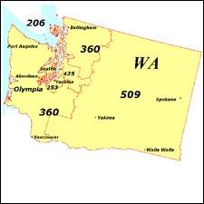 Dialup Less Washington DialUp Internet Services Seattle Spokane - 509 area code